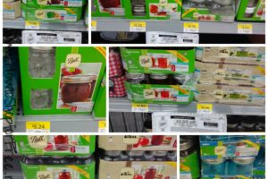 Deals on Canning Jars @ Walmart got HOTTER w/ Ibotta!