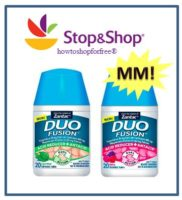 MM on Duo Fusion Antacid at Stop & Shop!!