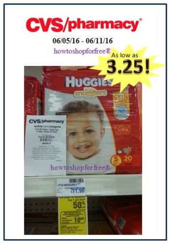 huggies cvs