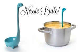 OMG.. It's Nessie! No, It's a Nessie Ladle for $2.32!