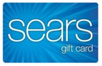 $85 SHIPPED for $100 Sears GC = $15 in Freebies!