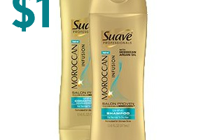 $1 Suave Hair Care @ Walgreen's (6/12-18)
