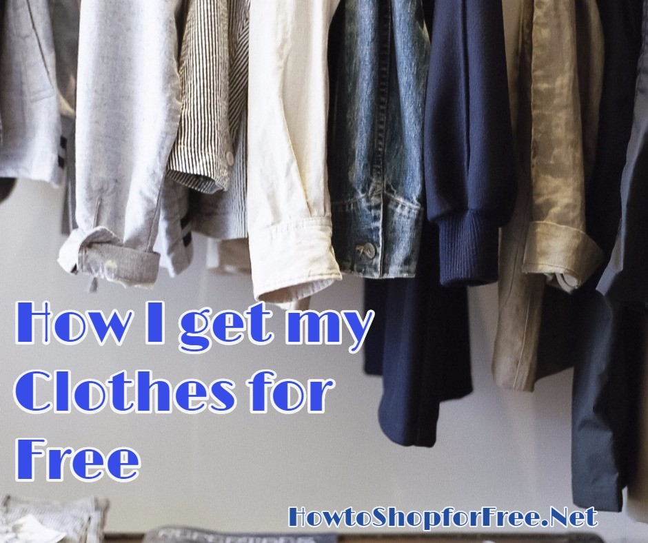 Get free clothes
