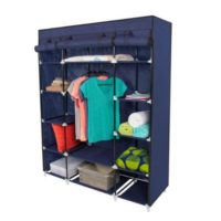 $35 Portable Closet Storage 53″ (was $100!)