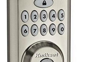 *Deal of the Day* $89 Kwikset Electronic Deadbolt, Ships FREE!