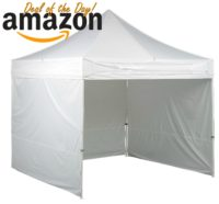*Deal of the Day* Save BIG on E-Z Up Instant Shelter Canopies!