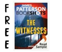 "FREE eBook—James Patterson Bookshot ""The Witnesses"""