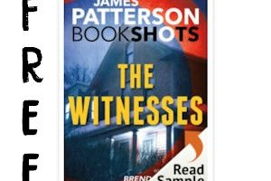 """FREE eBook—James Patterson Bookshot """"The Witnesses"""""""