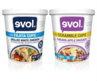 .79 Evol Frozen Snack Cups at Target