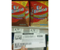 $1.79 Boost Kid Essentials 4pk @ Publix, WOW!