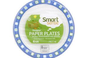 Kmart Free Friday Fix: Free Smart Sense Party Plates