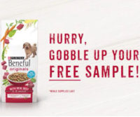 Free Sample of Beneful Originals Dog Food!