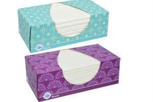 .50 MM Puffs Tissues @ Dollar Tree wyb 1
