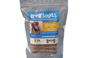 Free Sample of Brewscuits Dog Biscuits!