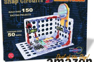 *Deal of the Day* Snap Circuits 3D Illumination Electronics Kit
