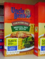 .67 Uncle Ben's +Peelie Spotting @ Dollar Tree