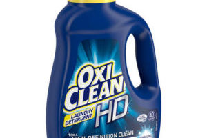 $1.99 OxiClean HD Laundry Detergent @ ShopRite!