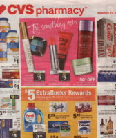 CVS Early Ad Scan 8/21 – 8/27