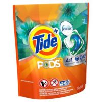 Tide Pods only $2.99 at Walgreens