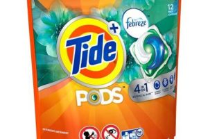 Tide Pods & Gain Flings as low as $1.95 at Dollar General 6/19 – 6/25