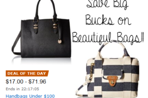*Deal of the Day* Hot Handbags UNDER $100!