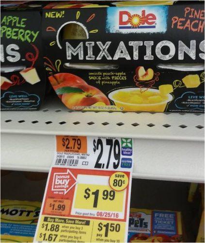 dole mixartions