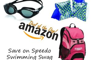*Deal of the Day* 30% off Speedo Swimwear/Accessories!