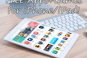 12 Free iPhone & iPad Apps & Games! Limited Time!