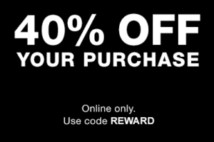 40% off GAP Coupon Code, Today Online Only! +Earn GapCash