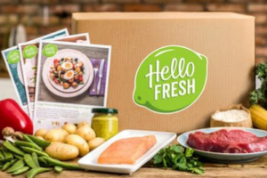 WOW!! Hello Fresh ONLY $1.24 per Serving ~ that's an 88% Savings!!