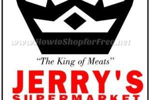 10 Items UNDER $1 @ Jerry's Supermarket (8/26-9/1)