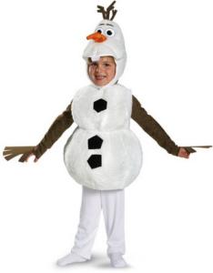 olaf+costume