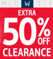 Today Only, Extra 50% off Osh Kosh Clearance!!!