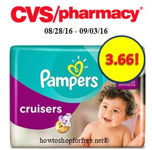 pampers cvs