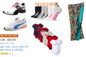 *Deal of the Day* Up to 50% Off PUMA Shoes & Clothes!