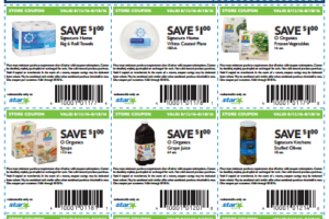 Shaw's Store Coupons