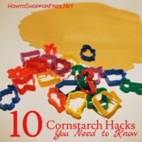 10 Cornstarch Hacks, You Need to Know!