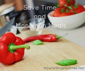 5 Easy Ways to Save Time and Money on Meals