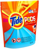 Tide Pods for Less than $1 at Multiple Stores