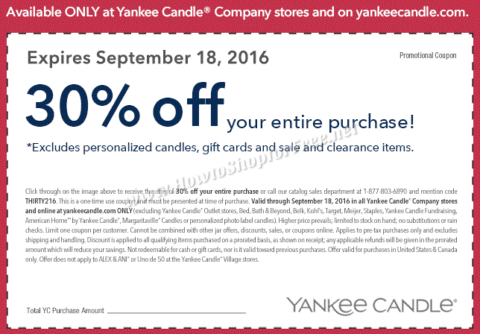Yankee Candle Coup | How to Shop For Free with Kathy Spencer
