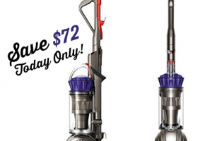 Save $72 on Dyson Multi Floor (Cert. Refurb.) *Deal of the Day*