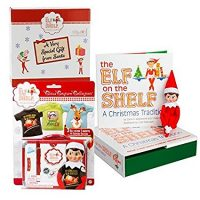 $33 Elf on the Shelf Set with 3pc. T-Shirts, Limited Edition!