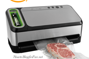 *Deal of the Day* $65 OFF FoodSaver System+BONUS GIFTS!