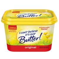 I Can't Believe It's Not Butter $1.35 MM @ Publix, 9/29 ONLY!