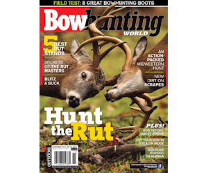 Free Subscription to Bowhunting World!