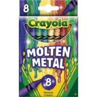 99¢ Crayola Molten Metal Meltdowns 8ct. (85% OFF)