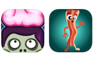 16 Free iPad and iPhone Apps & Games!
