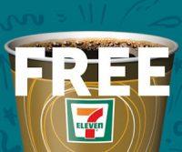Oct. 3-9 ~ 7-Eleven Free Coffee Week!