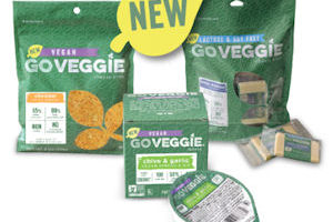 GO VEGGIE Cheese FREE Product Q! ($6.29 value)