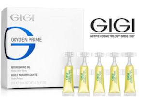 Free Sample of GIGI Oxygen Prime Nourishing Oil!